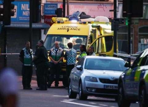 6 قتلى بحادث تصادم غرب بريطانيا