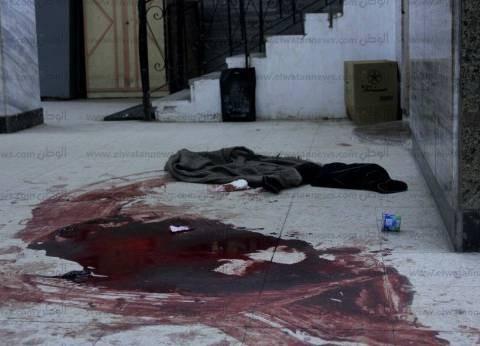 8 مشاهد من الهجوم الدامى على كنيسة حلوان