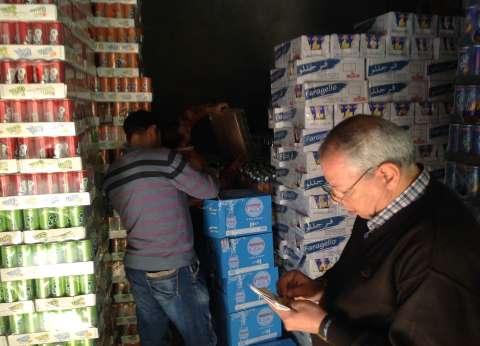 ضبط ألبان ولحوم منتهية الصلاحية في الإسماعيلية