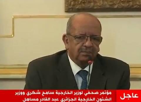 مساهل: أكبر وجود للإرهاب في المنطقة العربية..ونحتاج لإصلاح المنظومة