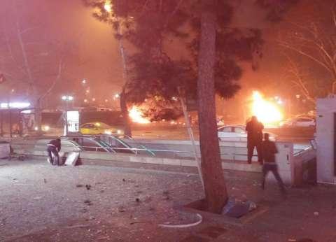 """كاتب تركي: تفجير """"أنقرة"""" وضع الحكومة في موقف صعب"""