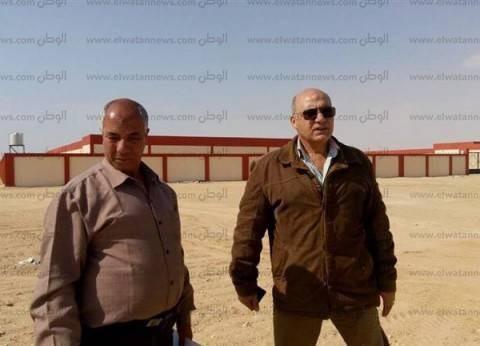 غدا.. محافظ جنوب سيناء يفتتح المدرسة العسكرية برأس سدر