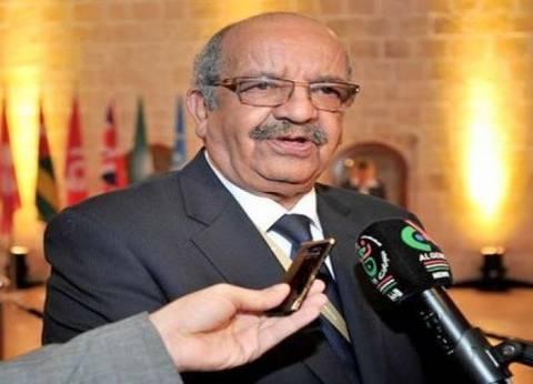 وزير خارجية الجزائر: حل الأزمة الليبية في يد مواطنيها أنفسهم