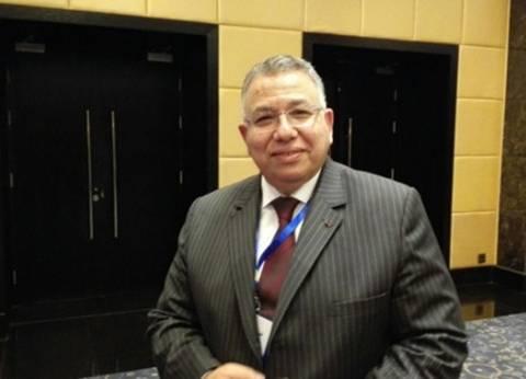 وكيل أول مجلس النواب يشيد بالعملية العسكرية الشاملة في سيناء