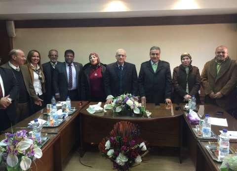 """""""خالد العامري"""": تفعيل الضبطية القضائية لـ""""البيطريين"""" خلال الفترة القادمة"""