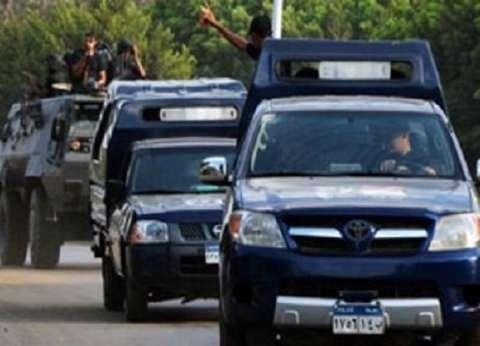 القبض على أنصار المرشح سعيد شلبي لقيامهم بتوجيه الناخبين بحلوان