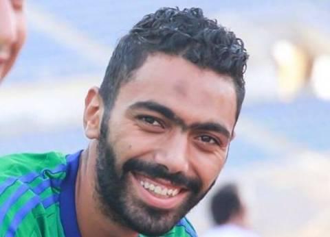 «المقاصة» لـ«الوطن سبورت»: حسين الشحات لن يلعب في مصر إلا للأهلي