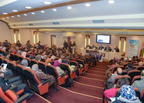 """افتتاح المؤتمر العلمي الثاني للمحاسبة والمراجعة بـ""""تجارة الإسكندرية"""""""