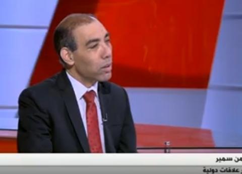 خبير علاقات دولية: السيسي أول رئيس مصري يزور بيلاروسيا