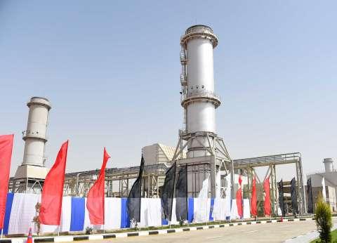 """""""جنرال إليكتريك"""": إنشاء محطة كهرباء أسيوط تم في وقت قياسي عالميا"""