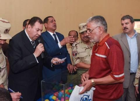 """قرعة علنية لـ81 وحدة استكمالا لمشروع """"بشاير الخير 1"""" بالإسكندرية"""