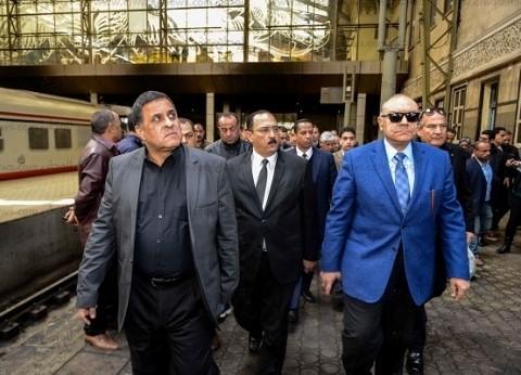 «نقل البرلمان» فى «محطة مصر»: سنقدم الدعم اللازم لـ«السكة الحديد»