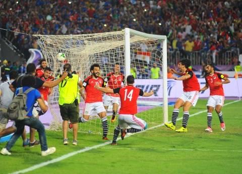 بالفيديو| أهداف منتخب مصر في تصفيات كأس العالم 2018