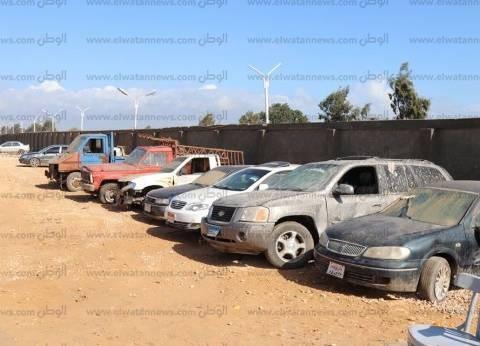 الأمن العام يعيد 9 سيارات مسروقة خلال يوم واحد