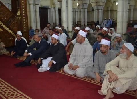محافظ قنا يشهد احتفال مديرية الأوقاف بذكرى العاشر من رمضان
