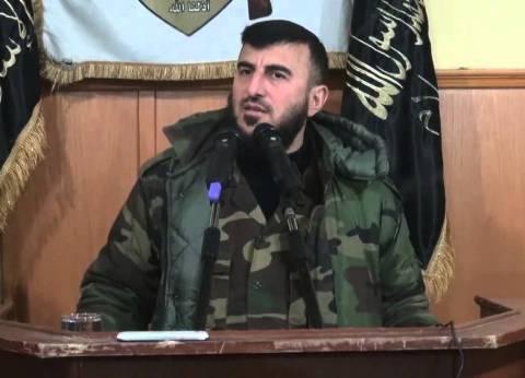 """فصيل جيش الإسلام يعتبر الضربات الغربية """"مهزلة"""" مع بقاء الأسد"""