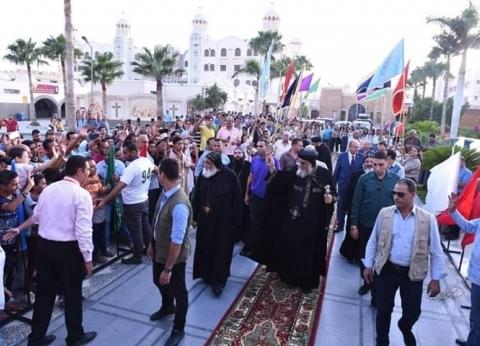 البابا تواضروس يلتقي خدام الإسكندرية في الكنيسة المرقسية.. الأربعاء