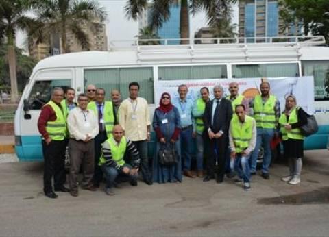"""""""التضامن"""" تنظم قوافل طبية لخدمة سكان المناطق الأكثر خطورة بالقاهرة"""