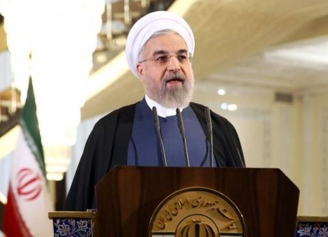 """روحاني: عقوبات أمريكا على وزير خارجية إيران """"تصرف طفولي"""""""
