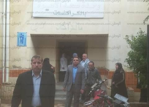 بالصور  إحالة 5 أطباء و14 ممرضة للتحقيق بوحدة الكراكات في كفر الشيخ