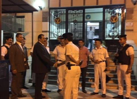 مدير أمن الإسماعيلية يفاجئ قسم ثان بزيارة تفقدية ويشدد على احترام المواطن