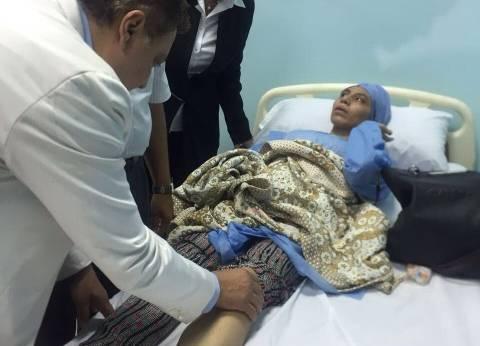 محافظ الإسكندرية: خروج 34 حالة من مصابي تصادم القطارين حتى الآن