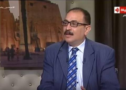 طارق فهمي: الصين تنظر لمصر باعتبارها مفتاح إفريقيا