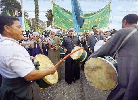 مصر تحتفل اليوم بالسنة الهجرية فى «المشهد الحسينى»