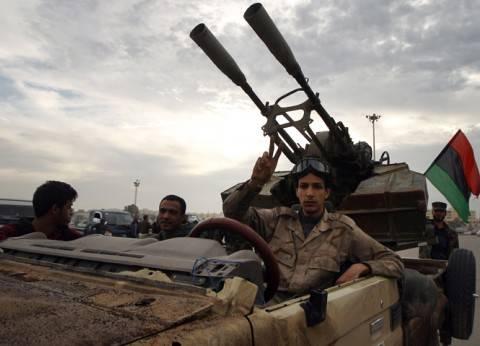 """مقتل وإصابة 14 إرهابيا خلال مواجهات مع الجيش الليبي في """"درنة"""""""