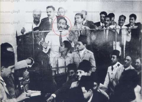 """من """"السادات"""" وحتى """"المعزول"""".. قضاة حاكموا رؤساء مصر"""