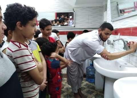 تجديد الخطاب الدينى يبدأ من الأطفال: مدرسة فى مسجد بالإسكندرية لتعليم الإسلام السمح