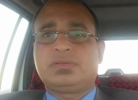 """وكيل """"صحة شمال سيناء"""" يتفقد مستشفى العريش ويوجه بتحسين الخدمة"""