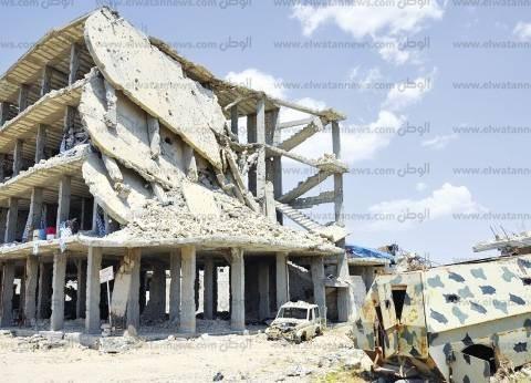 «كوبانى».. هنا قلعة الصمود فى وجه «داعش» الأسود