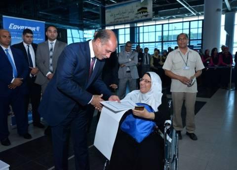 «مصر للطيران» تسيّر 21 رحلة لنقل 4300 حاج إلى الأراضى المقدسة