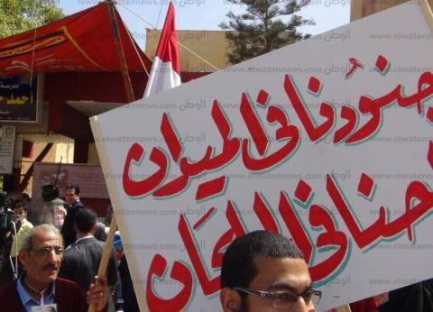 """""""المنظمة المصرية"""": استمرار التصويت وتسهيل الإجراءات على المواطنين"""
