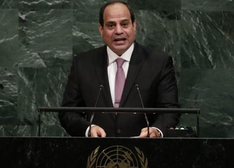 مصر تنضم إلى مدونة سلوك بالأمم المتحدة حول مكافحة الإرهاب