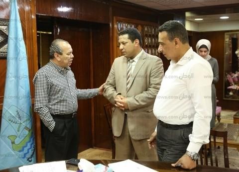 محافظ كفر الشيخ يتابع مستوى الرعاية الطبية المقدمة للمواطنين