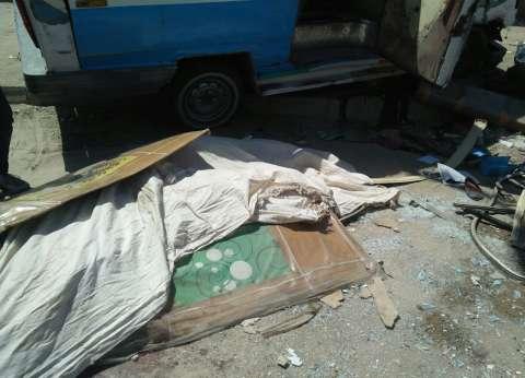 مقتل قيادى بتنظيم بيت المقدس فى قصف جوى برفح