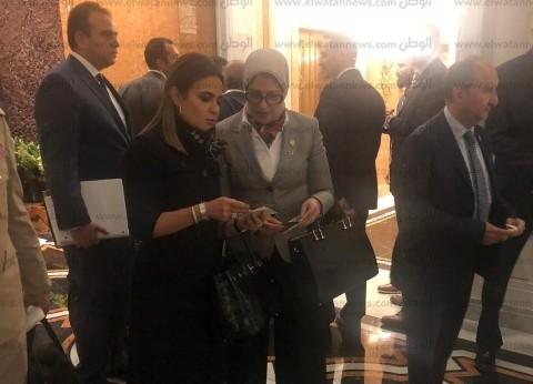 وزراء الخارجية والصحة والاستثمار يرافقون السيسي في نيويورك