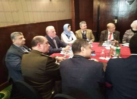 فودة يترأس الاجتماع التحضيري لمؤتمر quotتطبيقات السياحة الصحية المصريةquot