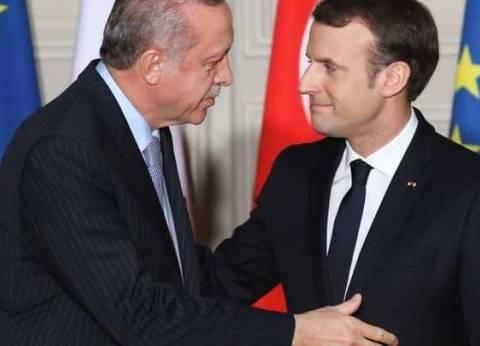 """الرئيس الفرنسي يحذر تركيا من """"اجتياح"""" سوريا"""