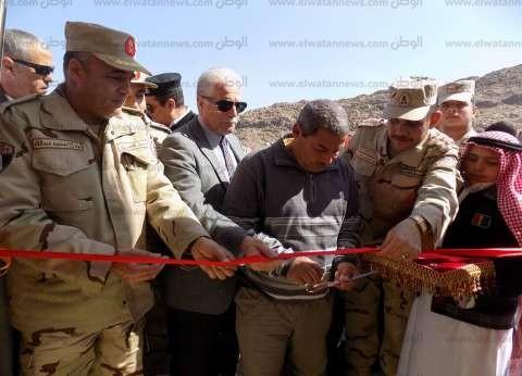 محافظ جنوب سيناء: القوات المسلحة هي اليد التي تبني وتعمر وتحمي
