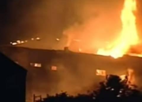 عاجل| مقتل 20 وإصابة 54 في اشتعال النيران بأحد خطوط أنابيب بالمكسيك
