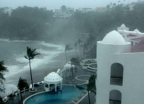 """""""الأرصاد"""": مصر لم ولن تتعرض لإعصار"""