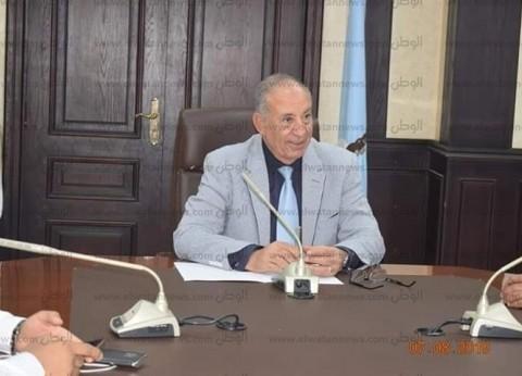 إنشاء مراكز توزيع أسطوانات البوتاجاز في مدن البحر الأحمر