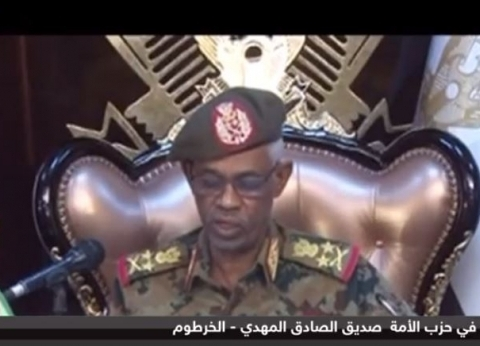 تشكيل مجلس عسكري انتقالي في السودان لإدارة البلاد لعامين