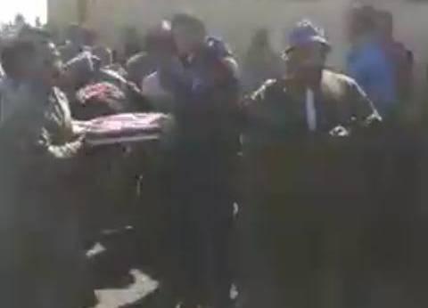 محافظ البحيرة: 7 وفيات و31 مصابا في حادث تصادم قطاري المناشي
