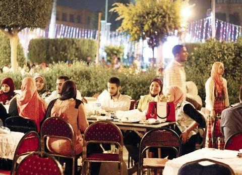 رسالة «السيسى» فى سحور جامعة القاهرة: الشباب فى عينين مصر