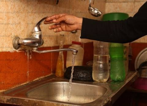اليوم.. قطع مياه الشرب عن مناطق بأسوان لأعمال صيانة