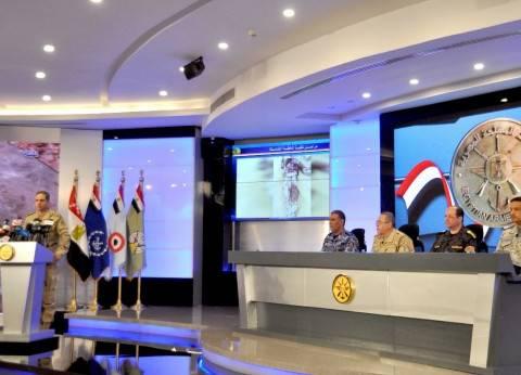 العميد علاء دوارة: القوات الجوية لا تعمل داخل المناطق السكنية نهائيا